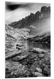 Foam board print  Tatra - Mountains - Wielicka - Mikolaj Gospodarek