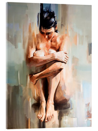 Acrylic print  Personal space - Johnny Morant
