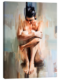 Canvas print  Personal space - Johnny Morant