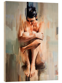 Wood  Personal space - Johnny Morant