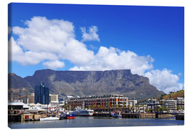 Canvas print  Lovely Cape Town, South Africa - wiw