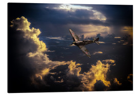 Aluminium print  The Graceful Spitfire - airpowerart