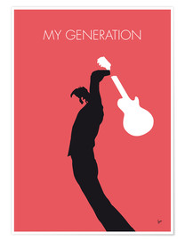 chungkong - No002 MY THE WHO Minimal Music poster