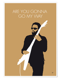Premium poster Lenny Kravitz - Are You Gonna Go My Way