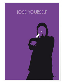 Premium poster  Eminem - Loose Yourself - chungkong