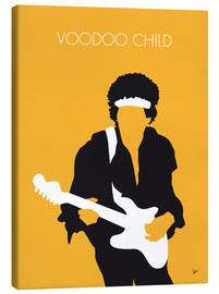 Canvas print  Jimi Hendrix, Voodoo Child - chungkong