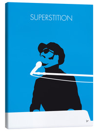 Canvas print  Stevie Wonder, Superstition - chungkong