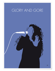 Premium poster Lorde - Glory and Gore