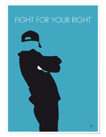 Premium poster Beastie Boys - Fight For Your Right