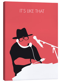 chungkong - No022 MY RUN DMC Minimal Music poster