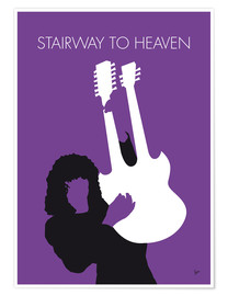 Premium poster Led Zeppelin, Stairway to Heaven