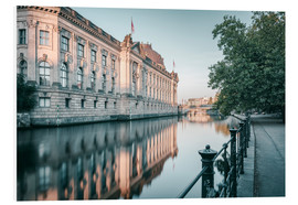 Forex  Bode Museum Reflection in the River Spree - Philipp Dase
