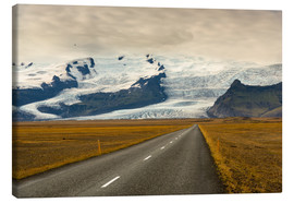 Canvas print  Vatnajökull Ahead - Dave Derbis