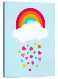 Canvas print  Spring - Kidz Collection