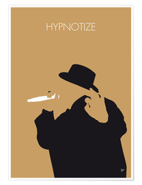 Premium poster MY Notorious BIG Minimal Music poster