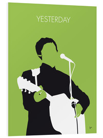 Forex  MY PAUL MCCARTNEY Minimal Music poster - chungkong