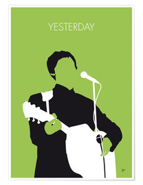 Premium poster  Paul McMartney - Yesterday - chungkong