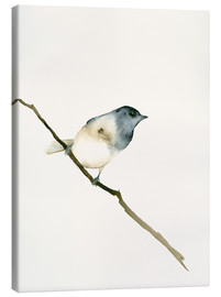 Canvas print  Ghost bird - Dearpumpernickel