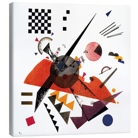 Canvas print  Orange - Wassily Kandinsky