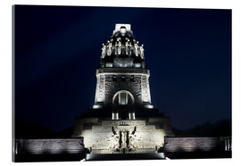 Battle of the Nations monument, Leipzig