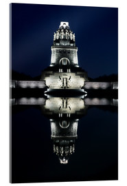 Acrylic print  Battle of the Nations monument, Leipzig