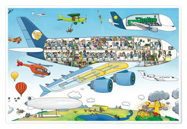 Poster Airport