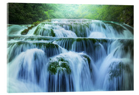 Acrylic print  Waterfall