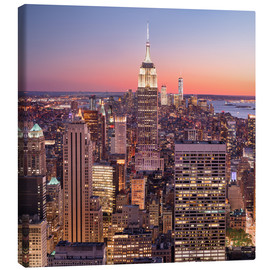 Canvas print  New York XI - Rainer Mirau