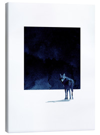 Canvas  I'm going back - Robert Farkas