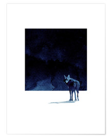 Poster  I'm going back - Robert Farkas