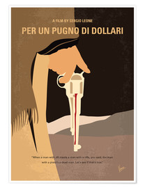 Premium poster A Fistful Of Dollars