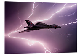 Acrylic print  Flying With Gods - airpowerart