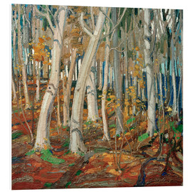 Forex  Maple Woods, Bare Trunks - Tom Thomson