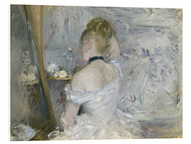 Berthe Morisot - Woman at Her Toilette