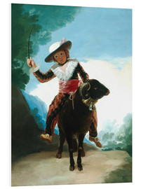 Forex  Boy on a Ram - Francisco José de Goya