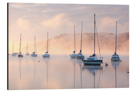Aluminium print  Lake Windermere, Lake District, UK - Ashley Cooper