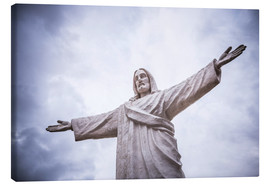 Canvas print  Christ the Redeemer - Matthew Williams-Ellis