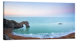 Canvas print  Durdle Door, Jurassic Coast, UNESCO World Heritage Site, Dorset, England, United Kingdom, Europe - John Alexander