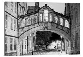 Aluminium print  Bridge of Sighs, England - John Alexander
