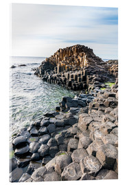 Acrylic print  The Giants Causeway - Michael Runkel