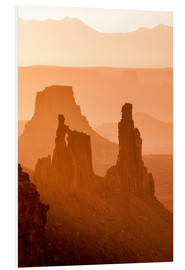 Foam board print  Canyonlands National Park in Utah - Michael DeFreitas