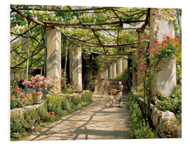 Forex  Pergola in Ravello - Peder Mork Mönsted