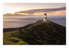 Premium poster Cape Reinga - New Zealand