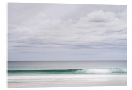 Acrylic print  Spirits Bay, Aupouri Peninsula - Matthew Williams-Ellis