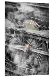 Forex  The Flying Scotsman steam locomotive - John Potter