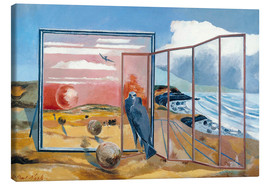 Canvas  Landscape from a Dream - Paul Nash