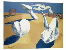 Forex  Stranded figures into the sunset - Paul Nash