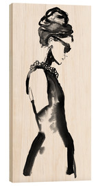 Wood  Ink Audrey - Sarah Plaumann