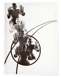 Premium poster  The Law of Series - László Moholy-Nagy