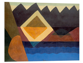 Arthur Garfield Dove - Square on the Pond